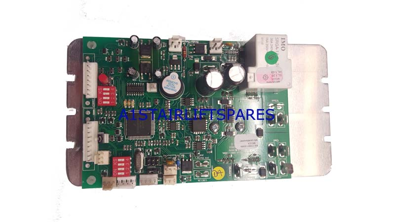 Minivator 2000 Pcb Type 2 A1 Stairlift Spares