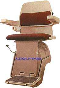 Stannah 229 curved stairlift