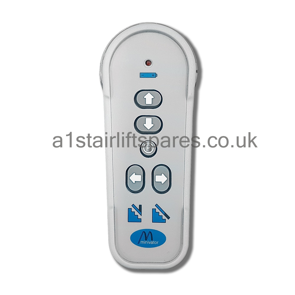 Minivator Remote Control A1 Stairlift Spares